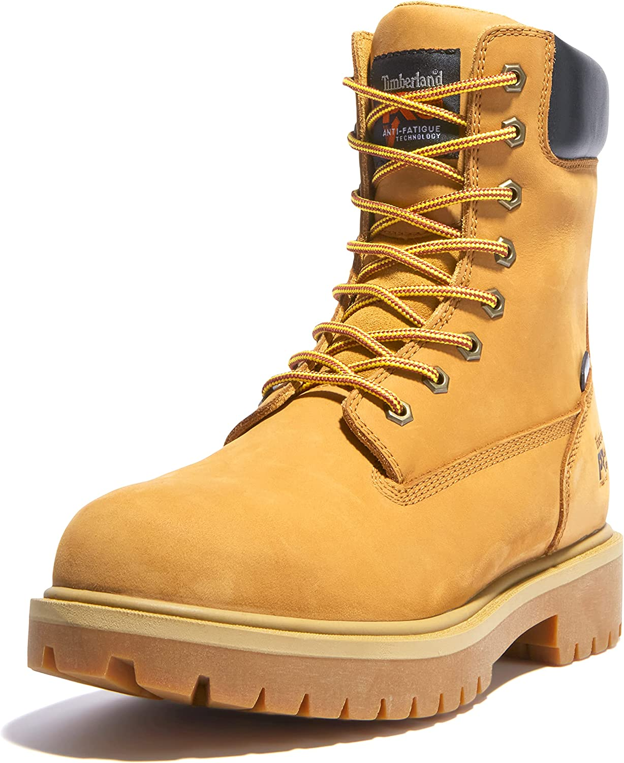 Timberland Max 87% OFF PRO 26002 Men's WP Boot Wholesale 8-in Wheat ST 400g
