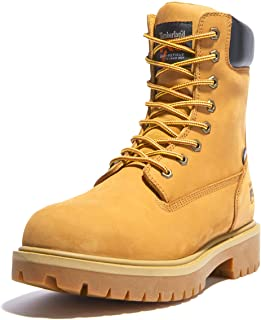 """Timberland PRO Men's Direct Attach 8"""" Steel Toe"""
