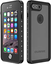 iPhone 7 Plus/8 Plus Waterproof Case, OUNNE Underwater Full Sealed Cover Snowproof Shockproof Dirtproof IP68 Certified Waterproof Case for iPhone 7 Plus/8 Plus 5.5inch