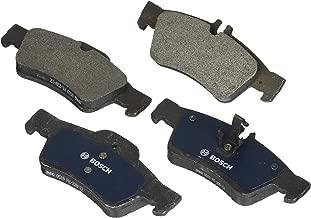 Bosch BP1424 QuietCast Premium Semi-Metallic Disc Brake Pad Set For Select Mercedes-Benz CL550, CL600, CLS400, CLS550, E250, E300, E350, E400, E550, S350, S550, S600, SL550; Rear