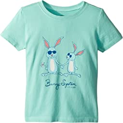Bunny System Crusher Tee (Toddler)