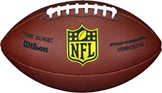 Wilson NFL The Duke Replica Official Size Composite Football
