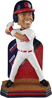 Forever Collectibles Aaron Judge Fresno State Bulldogs Limited Edition College Baseball Name and Number Bobblehead - New York Yankees