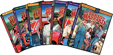 the dukes of hazzard complete seasons 1-7 dvd