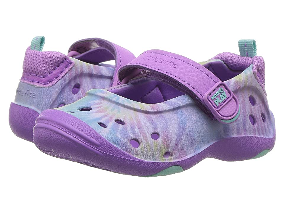 Stride Rite Made 2 Play Phibian MJ (Toddler/Little Kid) (Rainbow) Girl