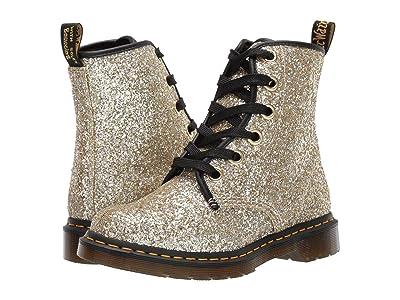 Dr. Martens 1460 Farrah Chunky Glitter (Gold Chunky Glitter) Women