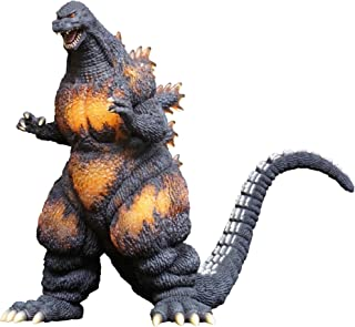 東宝大怪獣シリーズ ゴジラ vs デストロイア ゴジラ (1995) 全高約26cm PVC製 塗装済み完成品フィギュア 一部組み立て式