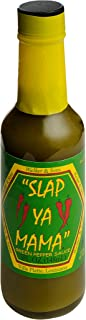 Slap Ya Mama All Natural Louisiana Style Hot Sauce, Jalapeno Flavor, 5 Ounce