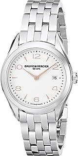 Women's BMMOA10175 Clifton Analog Display Quartz Silver Watch