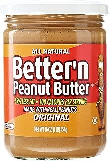 Better'n Peanut Butter, Peanut Butter Spread, 16 oz