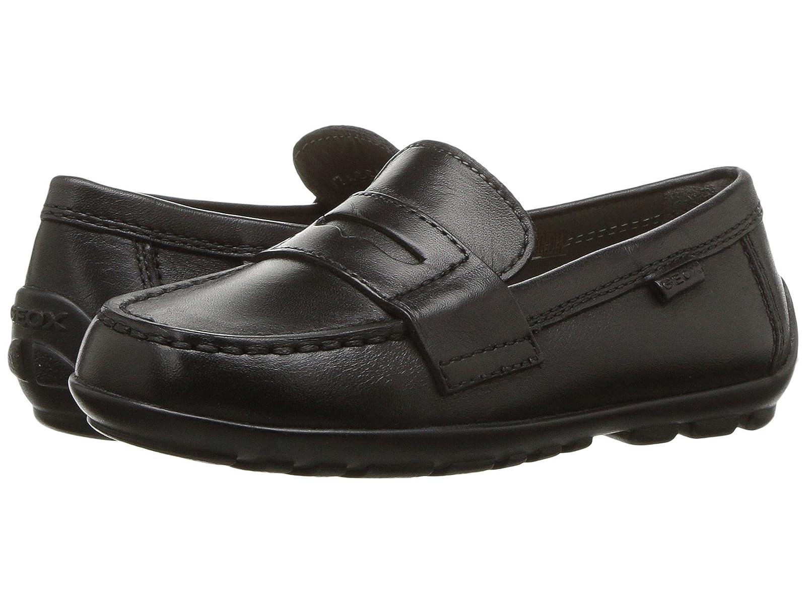 Geox Kids Jr Fast 1 (Toddler/Little Kid)Atmospheric grades have affordable shoes