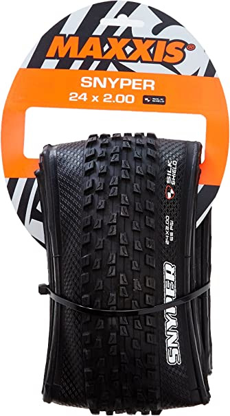 Maxxis Snyper 24 x 2.0 Folding Dual Compound tyre