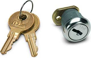 """HON F24 """"One Key"""" Core Removable Field Installable Lock Kit, Brushed Chrome"""