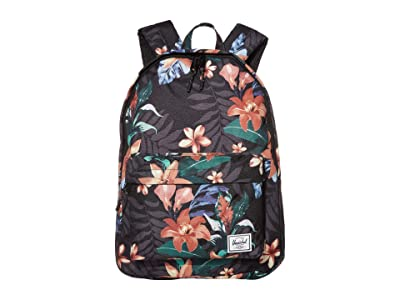 Herschel Supply Co. Classic (Summer Floral Black) Backpack Bags