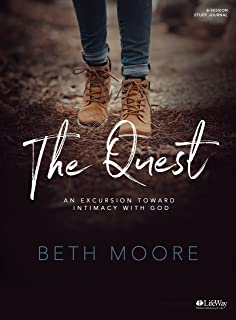 The Quest - Study Journal: An Excursion Toward Intimacy with God