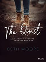 The Quest – Study Journal: An Excursion Toward Intimacy with God PDF