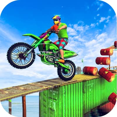 Stunt Extreme - Bike Stunt Race Masters 3d Racing 2020-Free Games
