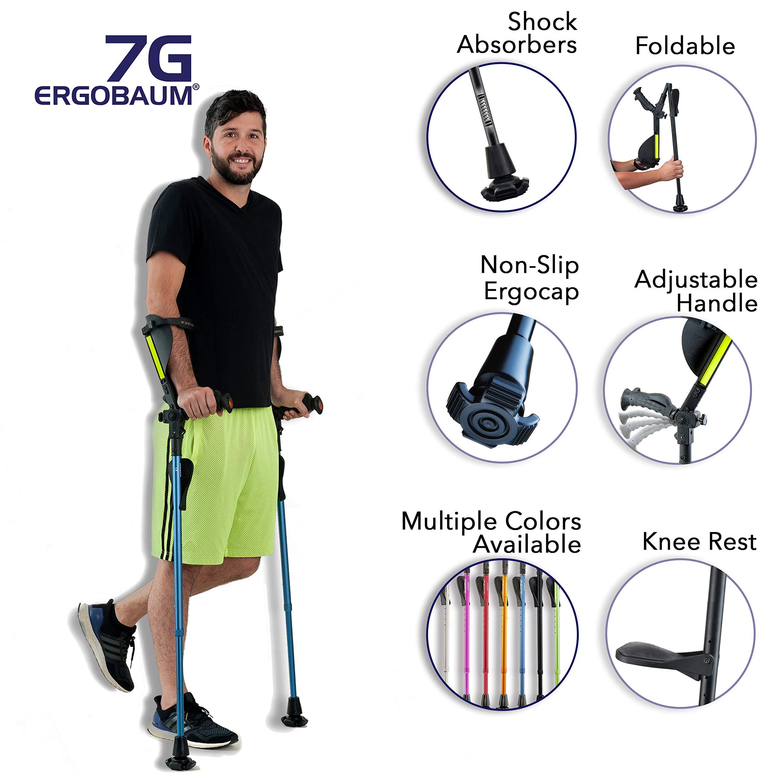 Ergobaum%C2%A8 Generation Ergoactives Ergonomic Crutches