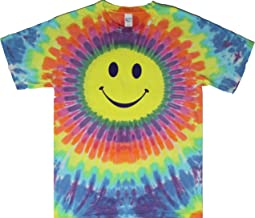 Best tie dye smiley face shirt Reviews