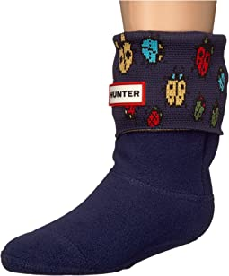 Hunter Kids Original Boot Socks Ladybird (Toddler/Little Kid/Big Kid)