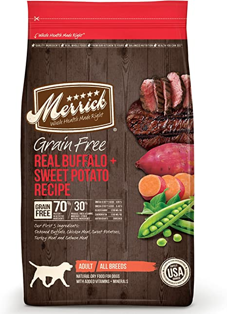 Merrick Grain Free Dry Dog Food Recipes | Amazon