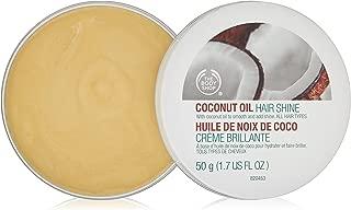The Body Shop Coconut Oil Hair Shine, 1.7 Ounce