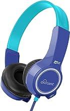 MEE audio HP-KJ25-BL-MEE KidJamz KJ25 Safe Listening Headphones for Kids with Volume-Limiting Technology (Blue)