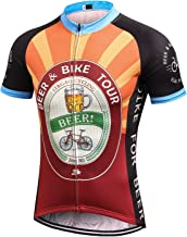 Best beer brand cycling jerseys Reviews