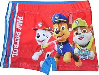 Paw Patrol Marshall Chase Rubble Boys Swim Shorts
