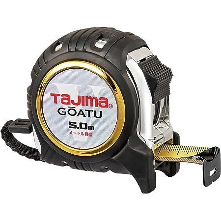 タジマ(Tajima) コンベックス 剛厚テープ5m×25mm 剛厚Gロック25 GAGL2550
