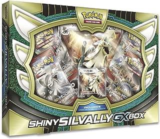 Pokemon TCG 80338 Shiny Silvally-GX Box
