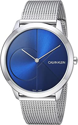 Calvin Klein - Minimal Watch - K3M2112N