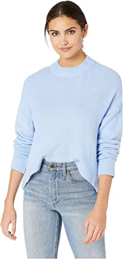 Cozy High-Low Sweater