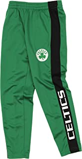 Outerstuff NBA Youth Boys (8-20) Side Stripe Slim Fit Performance Pant, Team Variation