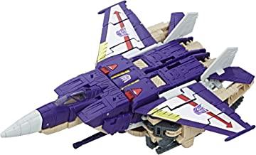 Transformers Generations Titans Return Blitzwing and Decepticon Hazard