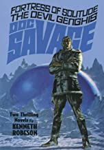 "Doc Savage: ""Fortress of Solitude"" and ""The Devil Genghis"" (Paperback - variant cover)"