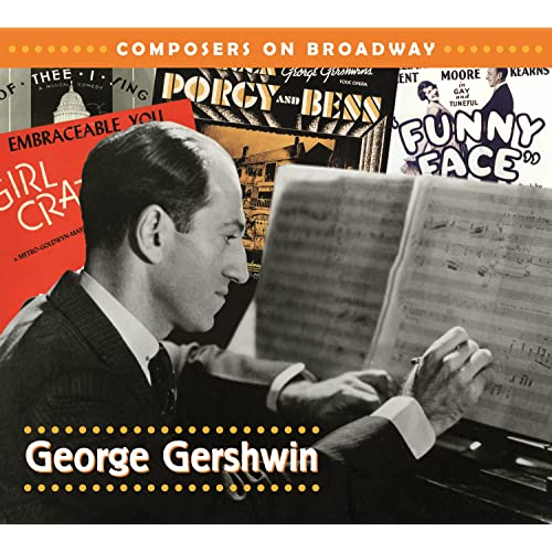The Singer's Anthology of Gershwin Songs – Tenor
