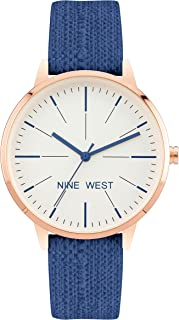 Nine West Women's Textured Strap Watch, NW/2600