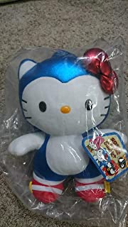 Hello KittyブルーメタリックSonic The Hedgehog 10