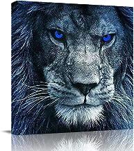 Amazon Com Lion Canvas Wall Art