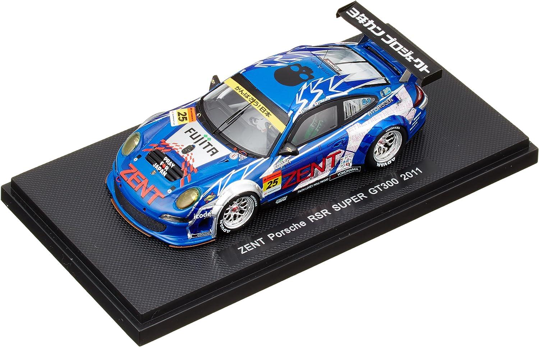 EBBRO  SUPER GT300 ZENT Porsche RSR 2011 [Toy] (japan import)
