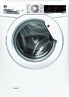 Hoover H-WASH 300 PLUS H3DSQ485TAME/-84 Waschtrockner/Waschen 8 kg/Trocknen 5 kg/Smarte Bedienung mit NFC-Technologie/ActiveSteam: Dampf-Funktion/Power Care System