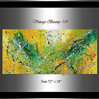 Maitreyii Finearts Vintage Beauty 104 Original Painting 72