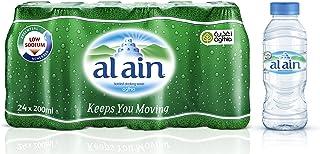 ALAIN Bottle Drinking Water, 24 x200 ml, 201022