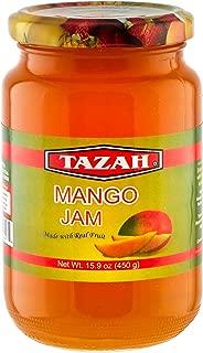 Tazah Mango Jam 15.9 Ounce