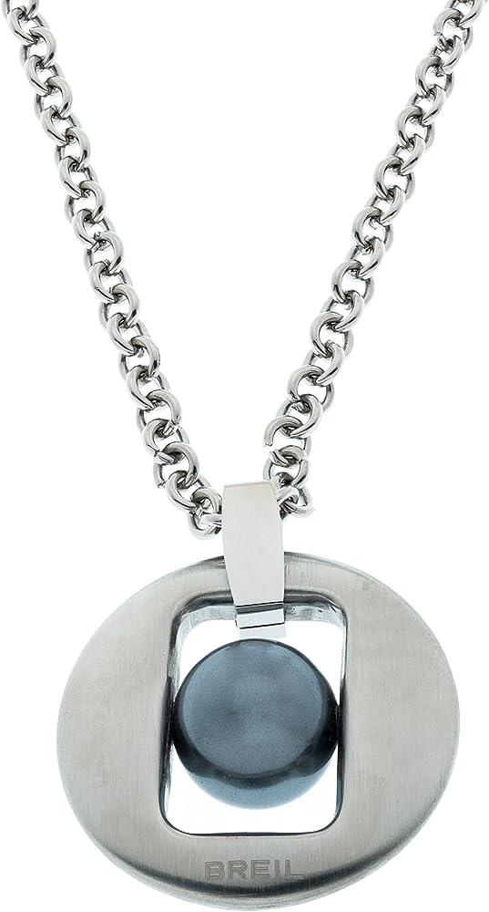 Breil - collana, acciaio inossidabile, donna TJ1216