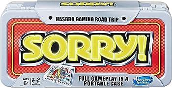 Hasbro Gaming Road Trip Series Sorry!