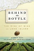behind the bottle