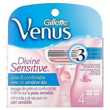 Gillette Venus Divine Sensitive Review