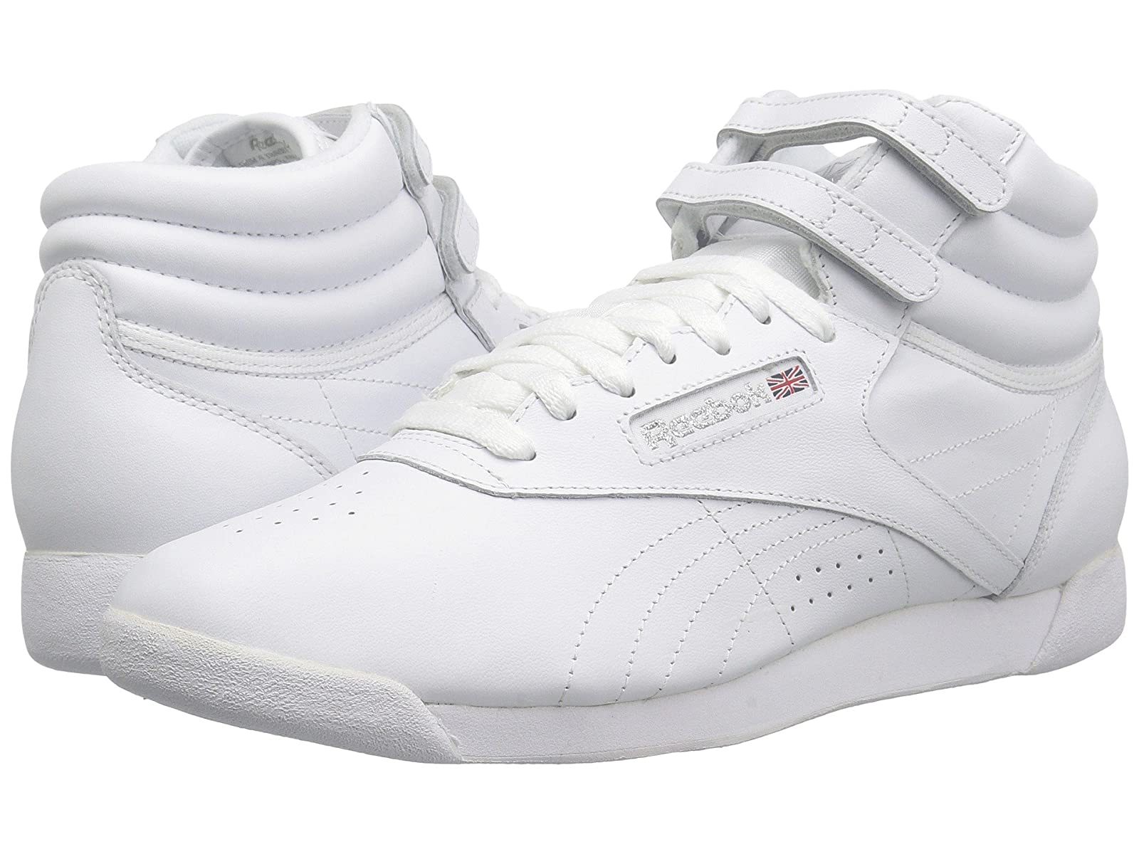 Reebok Lifestyle Freestyle HiAtmospheric grades have affordable shoes